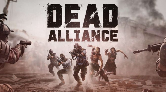 Dead Alliance – Open beta phase begins on July 27th