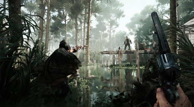 Crytek's online multiplayer bounty hunting game, Hunt: Showdown, leaves Early Access and is fully released
