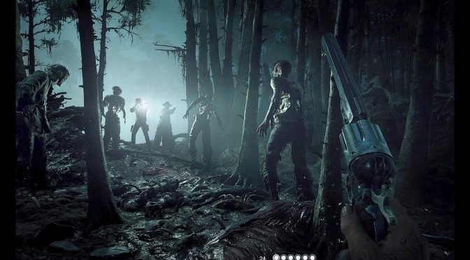 Crytek's Hunt: Showdown is free to play until June 17th