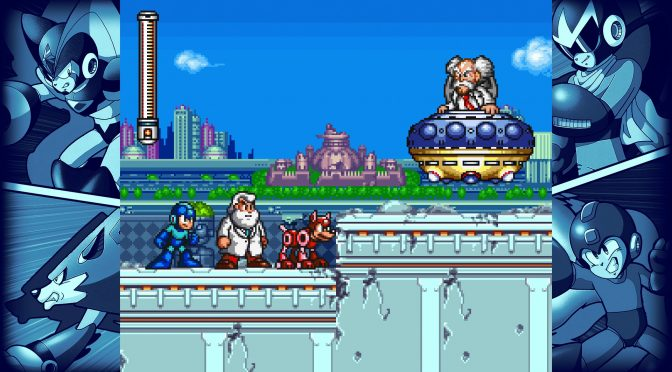 Mega Man Legacy Collection 2 announced, coming to the PC on August 8th