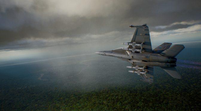 Ace Combat 7: Skies Unknown – E3 2017 Screenshots