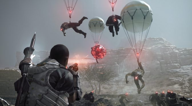 Metal Gear Survive is getting a new co-op mission type