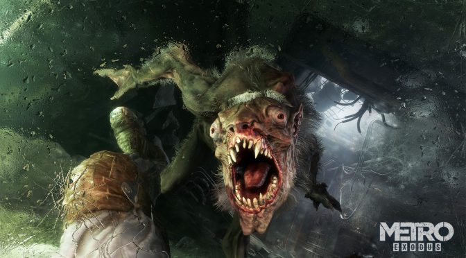 Metro Exodus June 19th patch available for download, fixes freezes