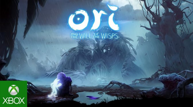 Ori and the Will of the Wisps runs with more than 100fps on the RTX2080Ti in 4K/Max Settings