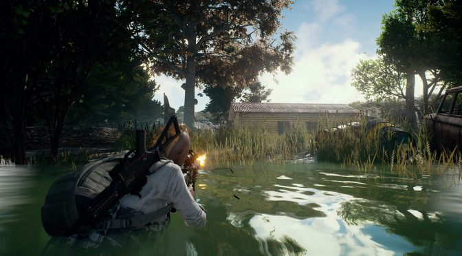 Player Unknown's Battlegrounds hits 617K Concurrent Players