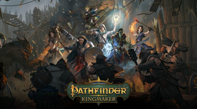 Kickstarter campaign launched for Chris Avellone's new RPG, Pathfinder: Kingmaker