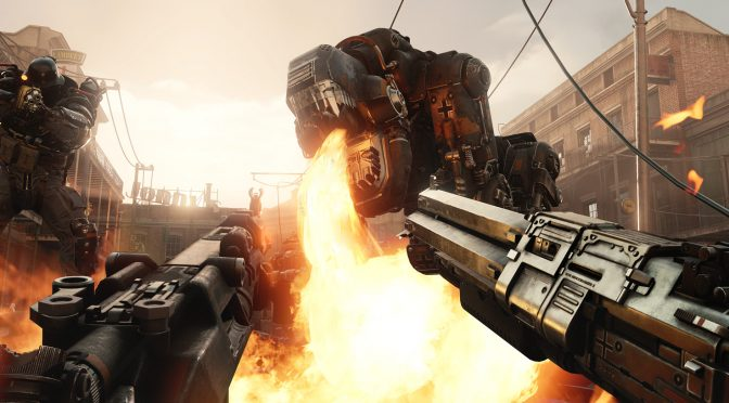 Wolfenstein II: The New Colossus mod removes annoying head bobbing