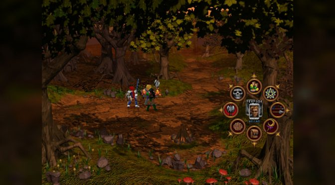 1999's manga-inspired RPG, Silver, will be re-released on Steam later today