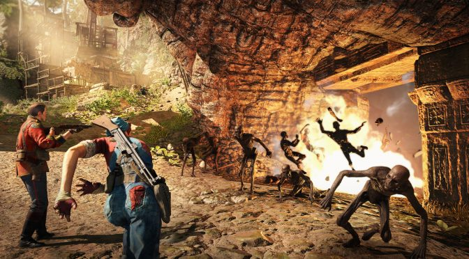 Here is 14 minutes of gameplay footage from Rebellion's Strange Brigade