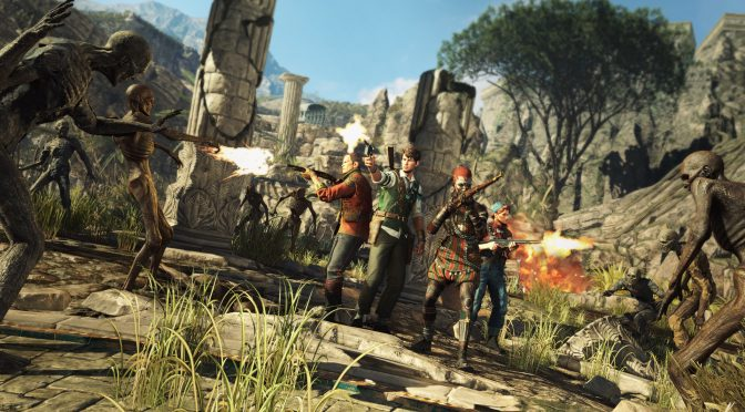 Strange Brigade is the first game supporting both DirectX 12 and Vulkan, benchmarked on NVIDIA and AMD hardware