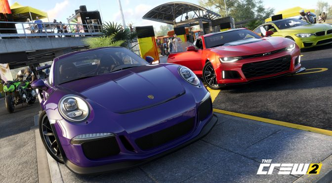 Ubisoft will be holding a closed beta for The Crew 2