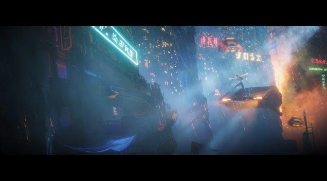 The Last Night is a beautiful 2D cyberpunk pixel adventure