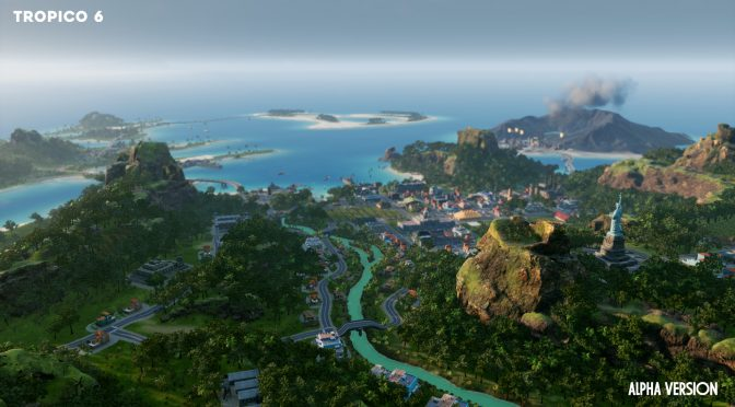 Tropico 6 beta has been opened to everyone until March 8th