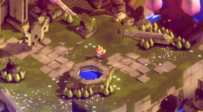 Tunic is a really cute isometric action-adventure game, gets E3 2017 trailer