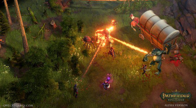 Pathfinder: Kingmaker hits its initial Kickstarter goal, gets new screenshots
