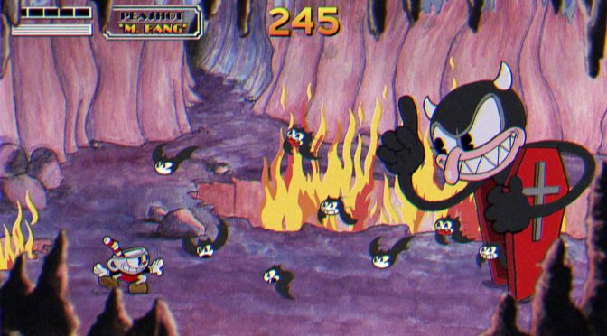 Cuphead – First Impressions + First 15 Minutes Gameplay Footage
