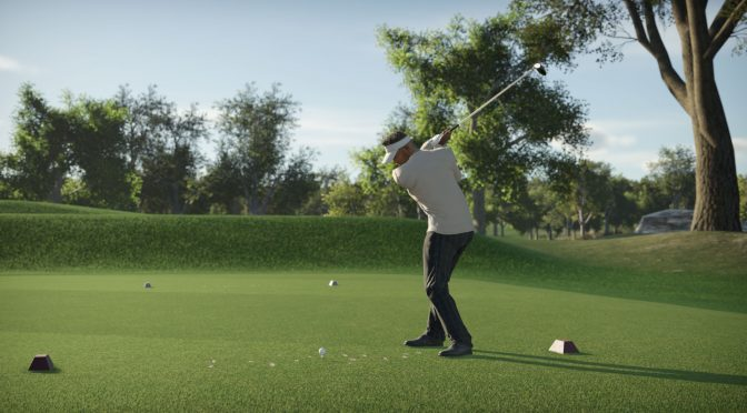 The Golf Club 2 is now available, gets launch screenshots