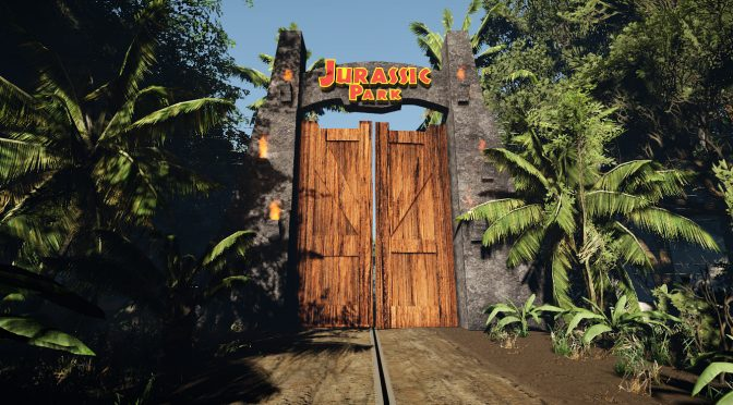 There is a new fan-made CRYENGINE-powered Jurassic Park game under development, first screenshots