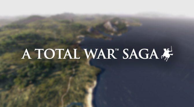 SEGA and Creative Assembly announce A Total War Saga
