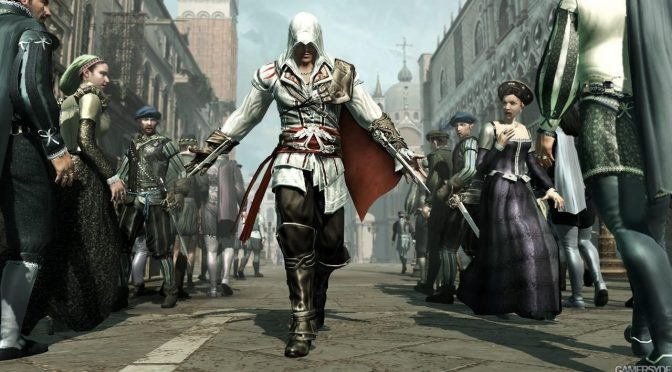 Assassin's Creed 2 - Overhaul 2.0 mod is now available, comparison ...