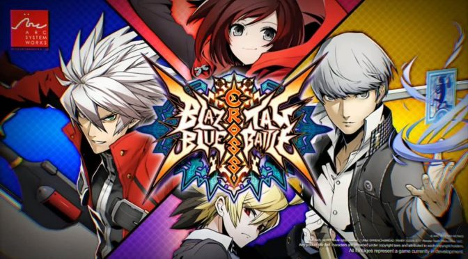 New BlazBlue Cross Tag Battle gameplay trailer released