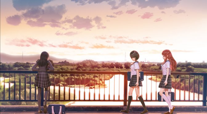 """The Steam version of BLUE REFLECTION will render 2D images at 720p, """"we hope you will accept this"""""""