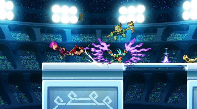 Brawlhalla has more than 5 3 million players, will offer
