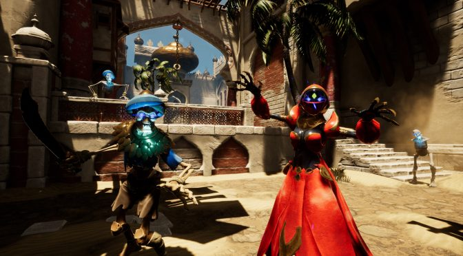 Former Irrational Games developers announce a new first-person game, City of Brass