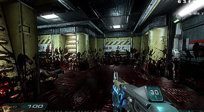 Doom 3 – New graphics overhaul mod aims to improve the visuals of this 13 year old shooter
