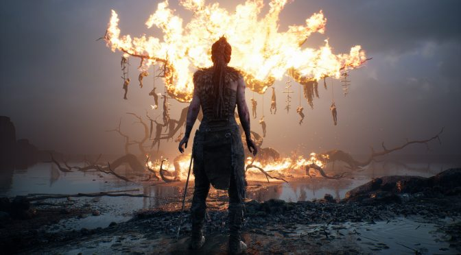 Hellblade: Senua's Sacrifice VR is now available, free to all owners of the base game