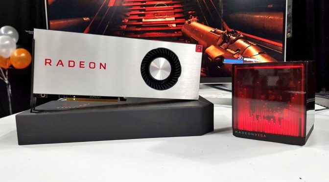 AMD RX Vega GPUs prices leaked online, high-end model to be priced at $699