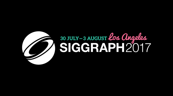 Here are the highlights of this year's SIGGRAPH event