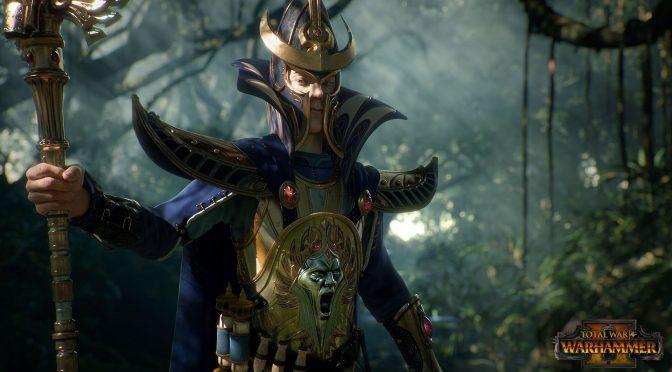 Total War: WARHAMMER 2 – New gameplay video showcases the High Elves class