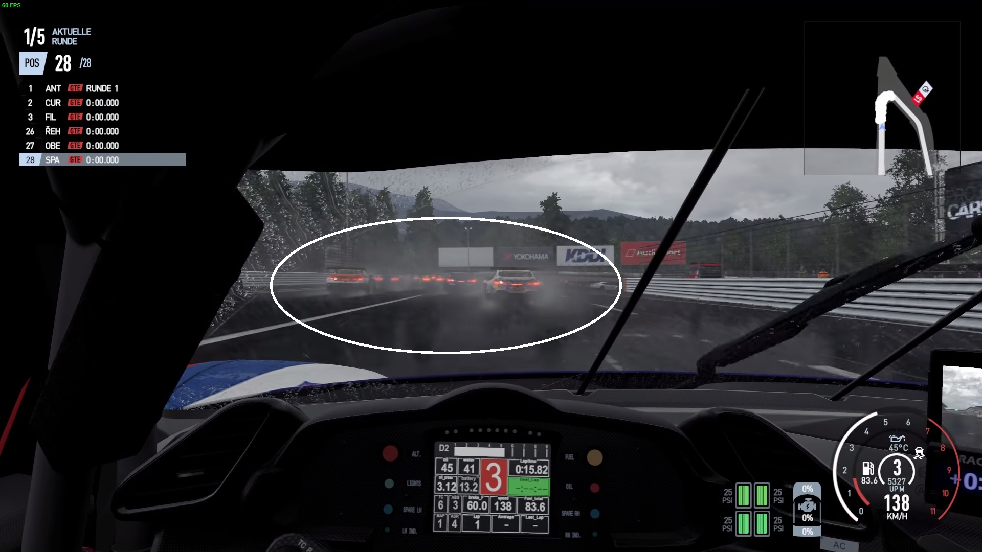 Project CARS 2 appears to be missing some graphics effects that were ...