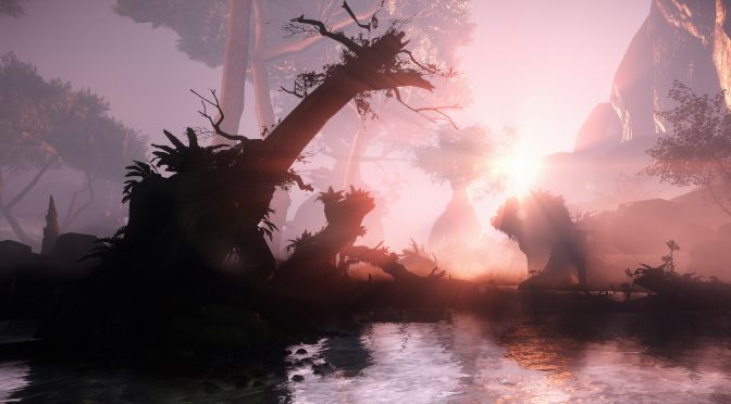 Beautiful first-person puzzle adventure, Aporia: Beyond The Valley, releases today on the PC