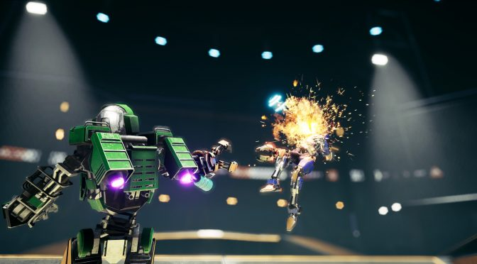 JackHammer is a new futuristic arena first person shooter
