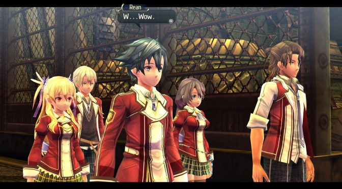 The Legend of Heroes: Trails of Cold Steel is now available on the PC