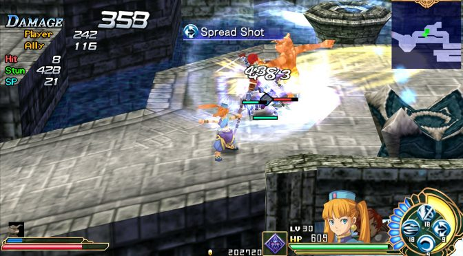 Ys SEVEN is coming to the PC on August 30th