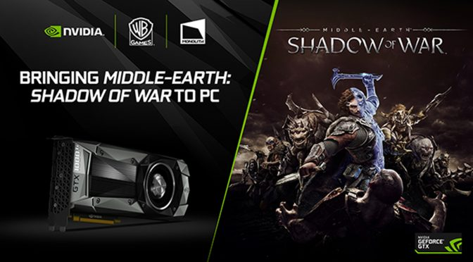 """Middle-Earth: Shadow of War Has NVIDIA's """"Full Arsenal of Development"""""""