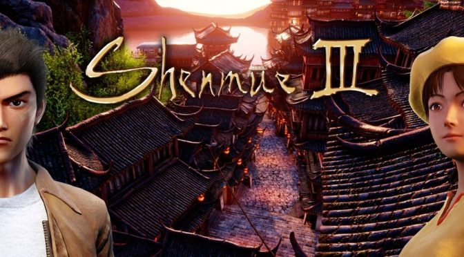Ys Net released a timeline for backer physical rewards and patch 1.03 for Shenmue III