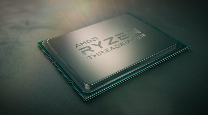 First AMD Ryzen Threadripper 1950X gaming benchmark revealed
