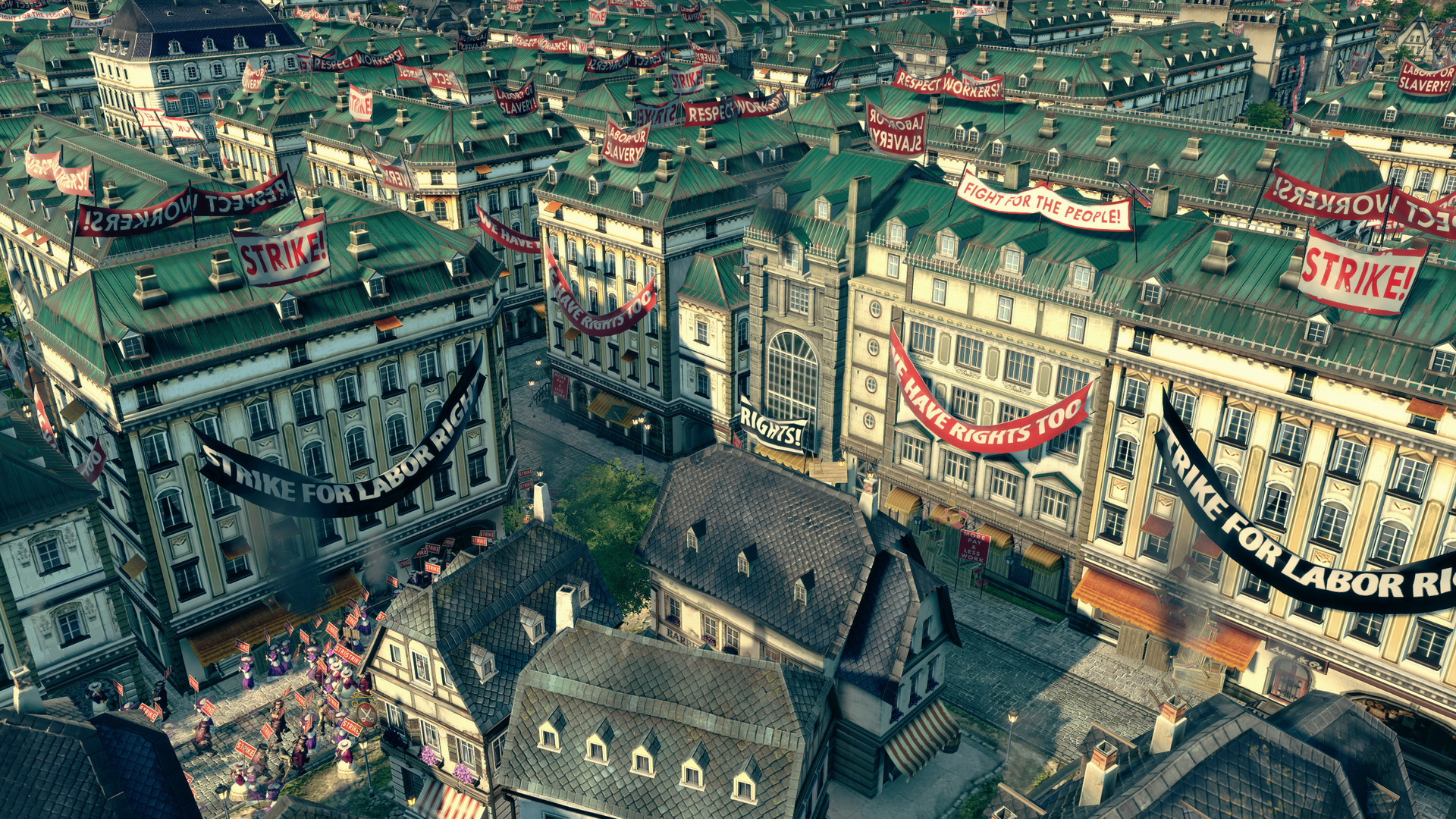 Anno 1800 Update 4 Releases On July 30th Will Improve Camera Zoom Out Will Optimize Performance