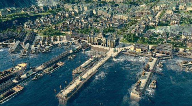 First performance impressions and 4K screenshots from the Closed Beta of Anno 1800