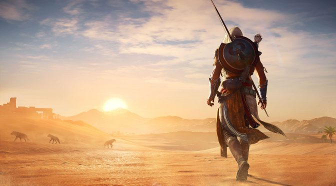 Assassin's Creed Origins screenshots view