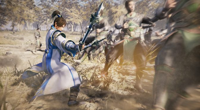 Here is 8 minutes of brand new gameplay footage from DYNASTY WARRIORS 9