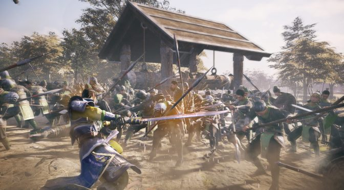"""Dynasty Warriors 9 gets a brand new """"release date"""" trailer"""