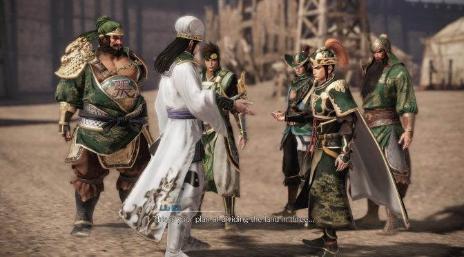 DYNASTY WARRIORS 9 – New storyline details unveiled, brand new screenshots released