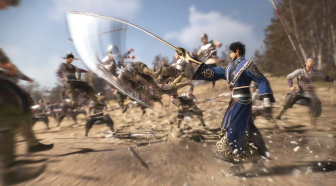 Free trial for Dynasty Warriors 9 is now available for download on Steam
