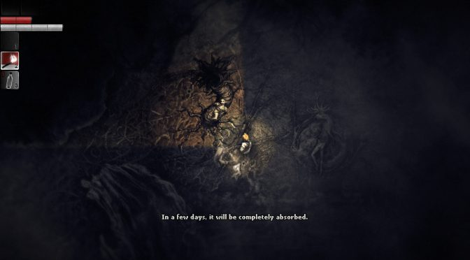Acid Wizard Studio has uploaded a completely functional version of Darkwood to PirateBay