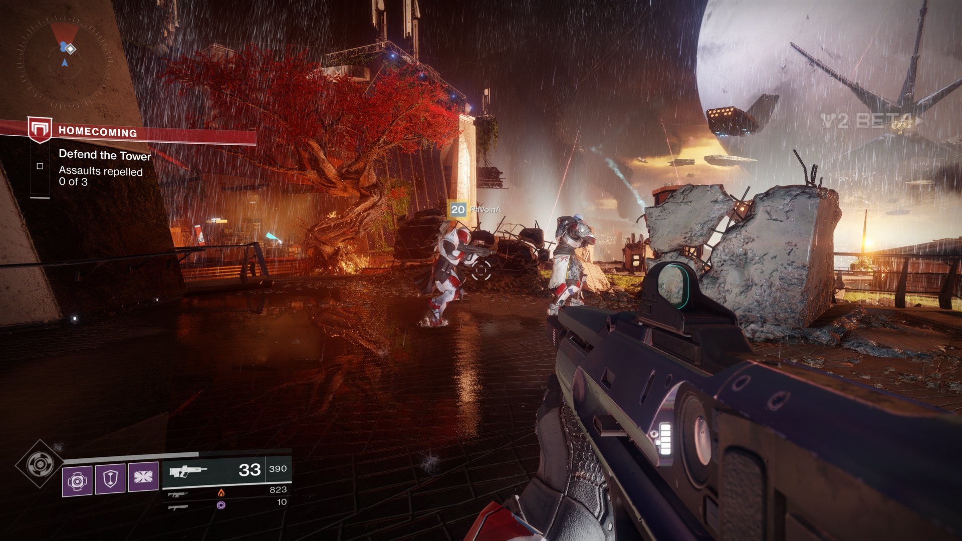 Destiny 2 looks absolutely incredible on the PC